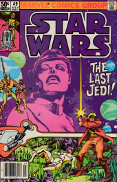Star Wars (1977) -49- The Last Jedi!