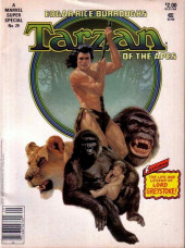 Marvel Comics Super Special Vol 1 (1977) -29- Tarzan of the Apes