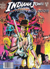 Marvel Comics Super Special Vol 1 (1977) -30- Indiana Jones and the Temple of Doom