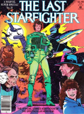 Marvel Comics Super Special Vol 1 (1977) -31- The Last Starfighter