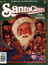 Marvel Comics Super Special Vol 1 (1977) -39- Santa Claus The Movie