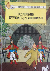 Tintin (en langues étrangères) -8Finlandais- Kunigas Ottokarin Valtikka
