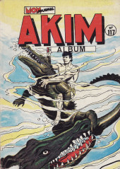 Akim (1re série) -Rec117- Album N°117 (du n°589 au n°592)