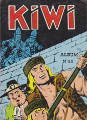 Kiwi -Rec055- Album N°55 (du n°255 au n°258)