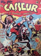 Big Bill le casseur -4- La terreur des Comanches