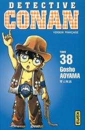 Détective Conan -38- Tome 38