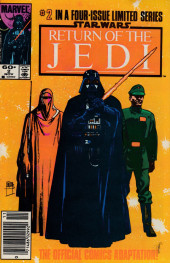 Star Wars: Return of The Jedi (1983) -2- Chapter 2: The Emperor Commands!