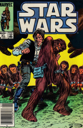 Star Wars (1977) -91- Wookiee World