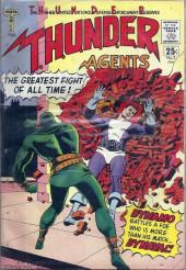 T.H.U.N.D.E.R. Agents (Tower comics - 1965) -2- Dynamo