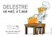 (AUT) Delestre - Delestre se met à table