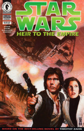 Star Wars: Heir to the Empire (1995) -2- Star Wars: Heir to the Empire part 2 of 6