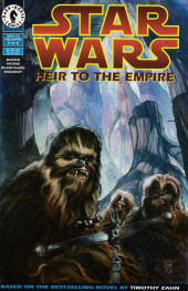 Star Wars: Heir to the Empire (1995) -3- Star Wars: Heir to the Empire part 3 of 6