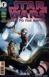 Star Wars: Heir to the Empire (1995) -4- Star Wars: Heir to the Empire part 4 of 6