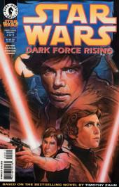 Star Wars: Dark Force Rising (1997) -2- Star Wars: Dark Force Rising part 2 of 6