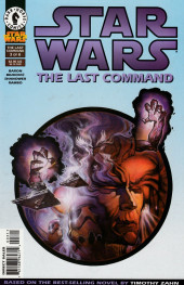 Star Wars: The Last Command (1997) -3- Star Wars: The Last Command part 3 of 6