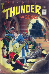 T.H.U.N.D.E.R. Agents (Tower comics - 1965) -4- (sans titre)