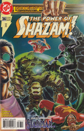 The power of SHAZAM! (1995) -36- Close Encounters (Lightning and Stars Part Four)