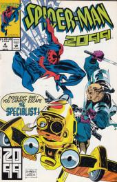 Spider-Man 2099 (Marvel comics - 1992) -4- The Specialist