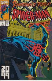 Spider-Man 2099 (Marvel comics - 1992) -6- Downtown