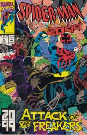 Spider-Man 2099 (Marvel comics - 1992) -8- Flight of Fancy