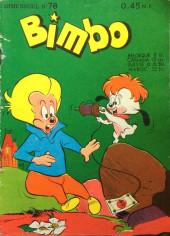 Bimbo (2e série) -78- L'île de la paix