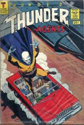 T.H.U.N.D.E.R. Agents (Tower comics - 1965) -7- (sans titre)