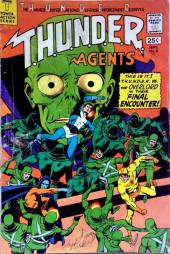 T.H.U.N.D.E.R. Agents (Tower comics - 1965) -8- Final Encounter!