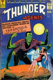 T.H.U.N.D.E.R. Agents (Tower comics - 1965) -9- The Secret of Scorpion Island