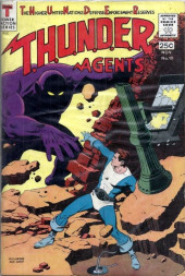 T.H.U.N.D.E.R. Agents (Tower comics - 1965) -10- (sans titre)