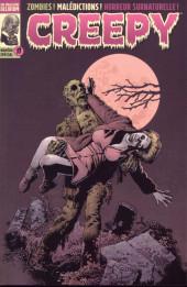 Creepy (Anthologie Delirium) -TL- Spécial Richard Corben