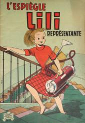 Lili (L'espiègle Lili puis Lili - S.P.E) -11- Lili représentante