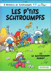 Les schtroumpfs -13b2004- Les p'tits Schtroumpfs