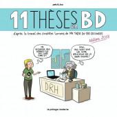11 Thèses en BD -3- Edition 2018