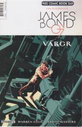 Free Comic Book Day 2018 - James Bond 007 VARGR