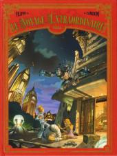 Le voyage Extraordinaire -3a2017- Tome 3 - Le Trophée Jules Verne 3/3
