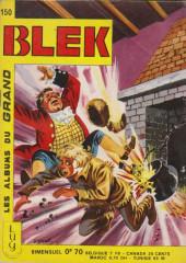 Blek (Les albums du Grand) -150- Numéro 150