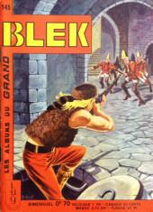 Blek (Les albums du Grand) -145- Numéro 145