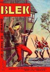 Blek (Les albums du Grand) -142- Numéro 142