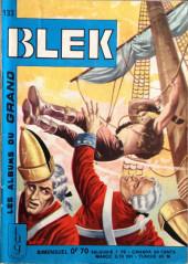 Blek (Les albums du Grand) -133- Numéro 133