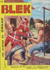 Blek (Les albums du Grand) -131- Numéro 131