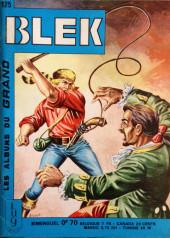 Blek (Les albums du Grand) -125- Numéro 125