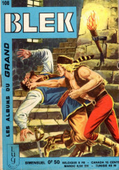 Blek (Les albums du Grand) -108- Numéro 108