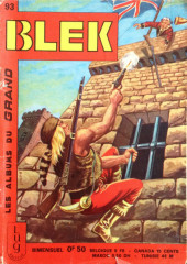 Blek (Les albums du Grand) -93- Numéro 93
