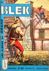 Blek (Les albums du Grand) -91- Numéro 91