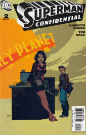 Superman Confidential (2007) -2- Kryptonite Book Two