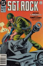 Sgt. Rock (1988) -10- Sgt. Rock #10