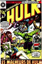 L'incroyable Hulk (Éditions Héritage) -11- La fille aux cheveux verts