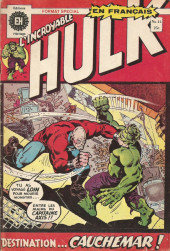 L'incroyable Hulk (Éditions Héritage) -14- Destination: cauchemar!