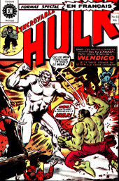 L'incroyable Hulk (Éditions Héritage) -21- Rejetons su cannibale !