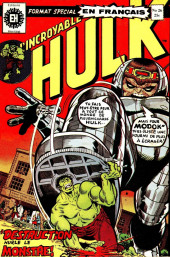 L'incroyable Hulk (Éditions Héritage) -26- Destruction hurle le monstre
